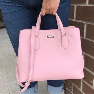 kate spade Bags - Kate Spade Laurel Way Evangelie Leather Satchel